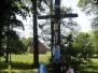 Majówka przy krzyżu 2011